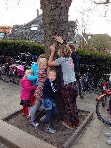 schoolplein Driehuizen
